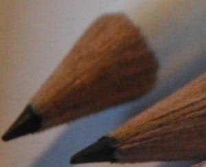 Bleistiftspitzen-von-Münsters-Schreibwerkstatt