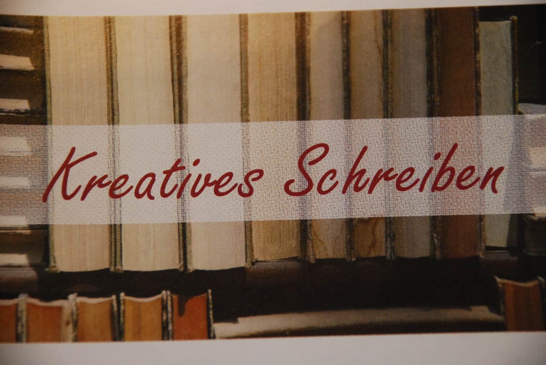 Kreatives Schreiben in Münsters Schreibwerkstatt