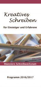 Münsters Schreibwerkstatt: Kreatives Schreiben für Einsteiger und Erfahrene