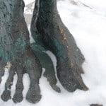 Mit einem guten Netzwerk bekommt man nicht so schnell kalte Schnee-Füße - www.der-netzwerk-blog,de von Münsteraner Kreativen