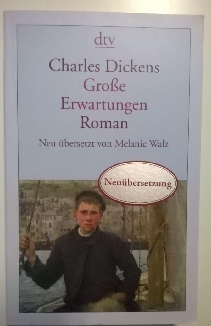 Charles Dickens_Große Erwartungen #jdtb16 Das Jahr des Taschenbuchs vom kielfeder-blog.de - noch keine Rezension