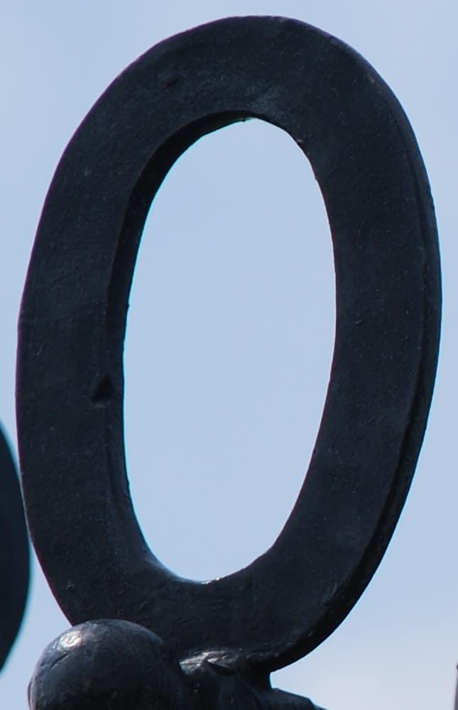 Der Buchstabe O aus den Wochen-Schreibtipps fürs Kreative Schreiben