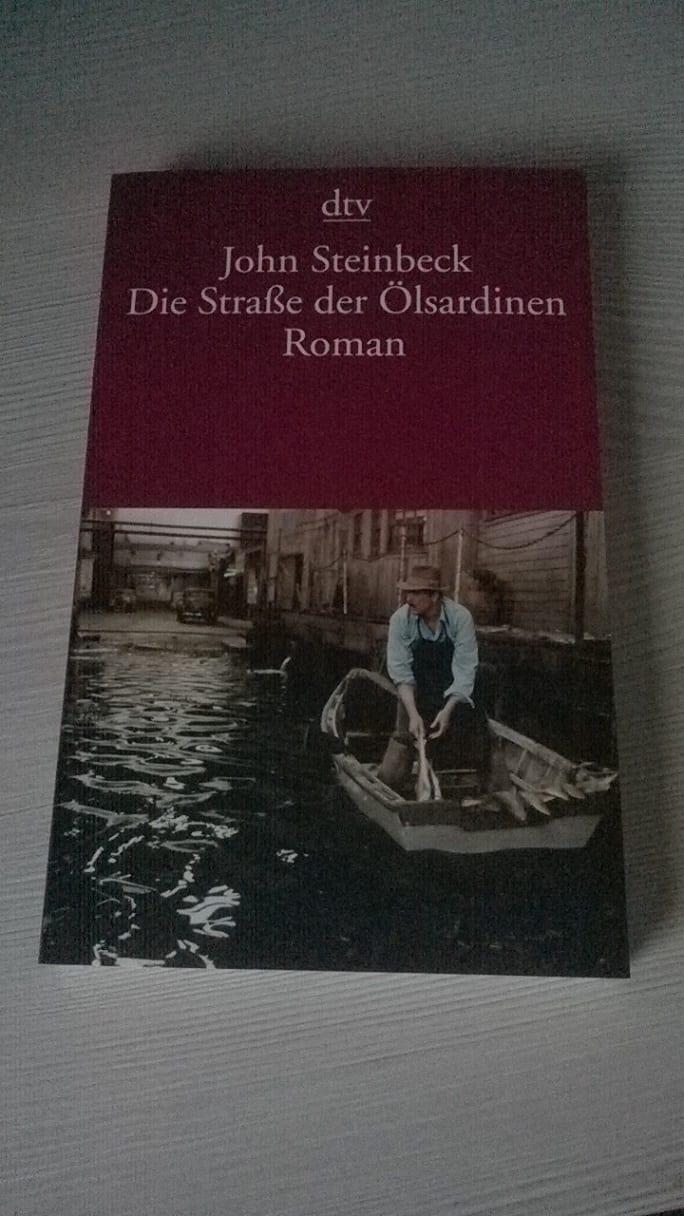 Das Jahr des Taschenbuchs: Die Straße der Ölsardinen von John Steinbeck