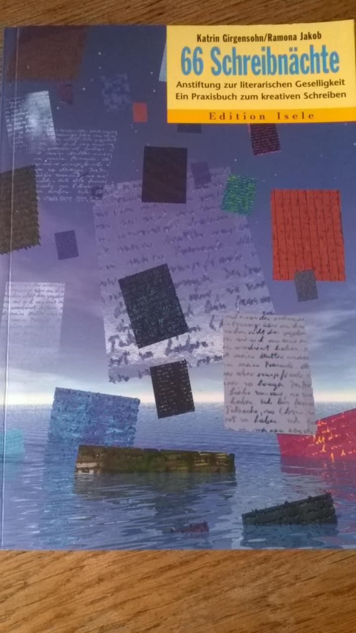 Rezension zu 66 Schreibnächte - ein Praxisbuch zum Kreativen Schreiben