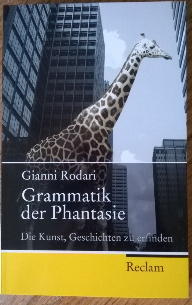 Das Jahr des Taschenbuchs: Gianni Rodari Grammatik der Phantasie