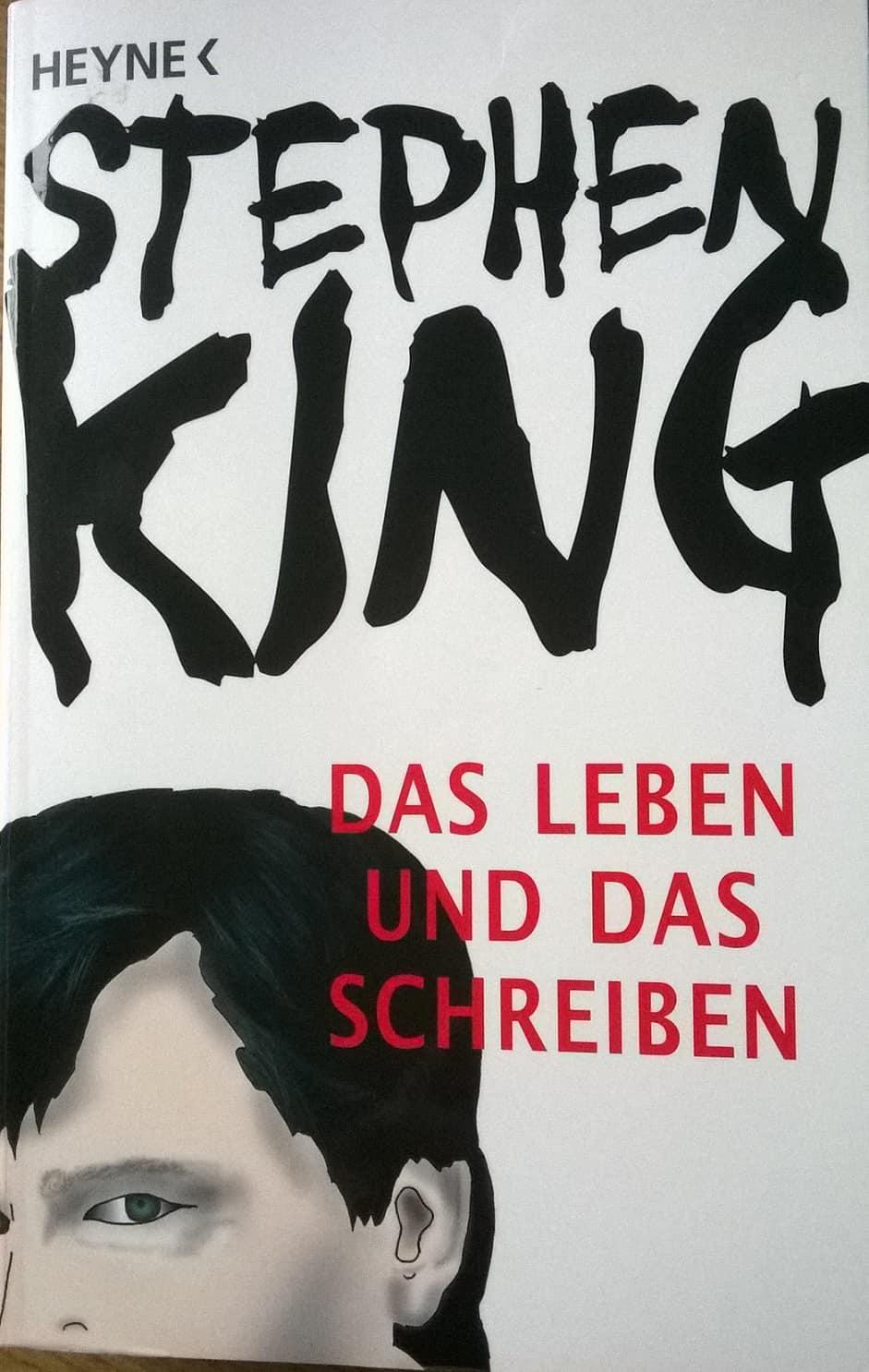 Rezension zum Schreibratgeber von Stephen King