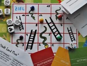 Kreative Spiele fürs Kreative Schreiben