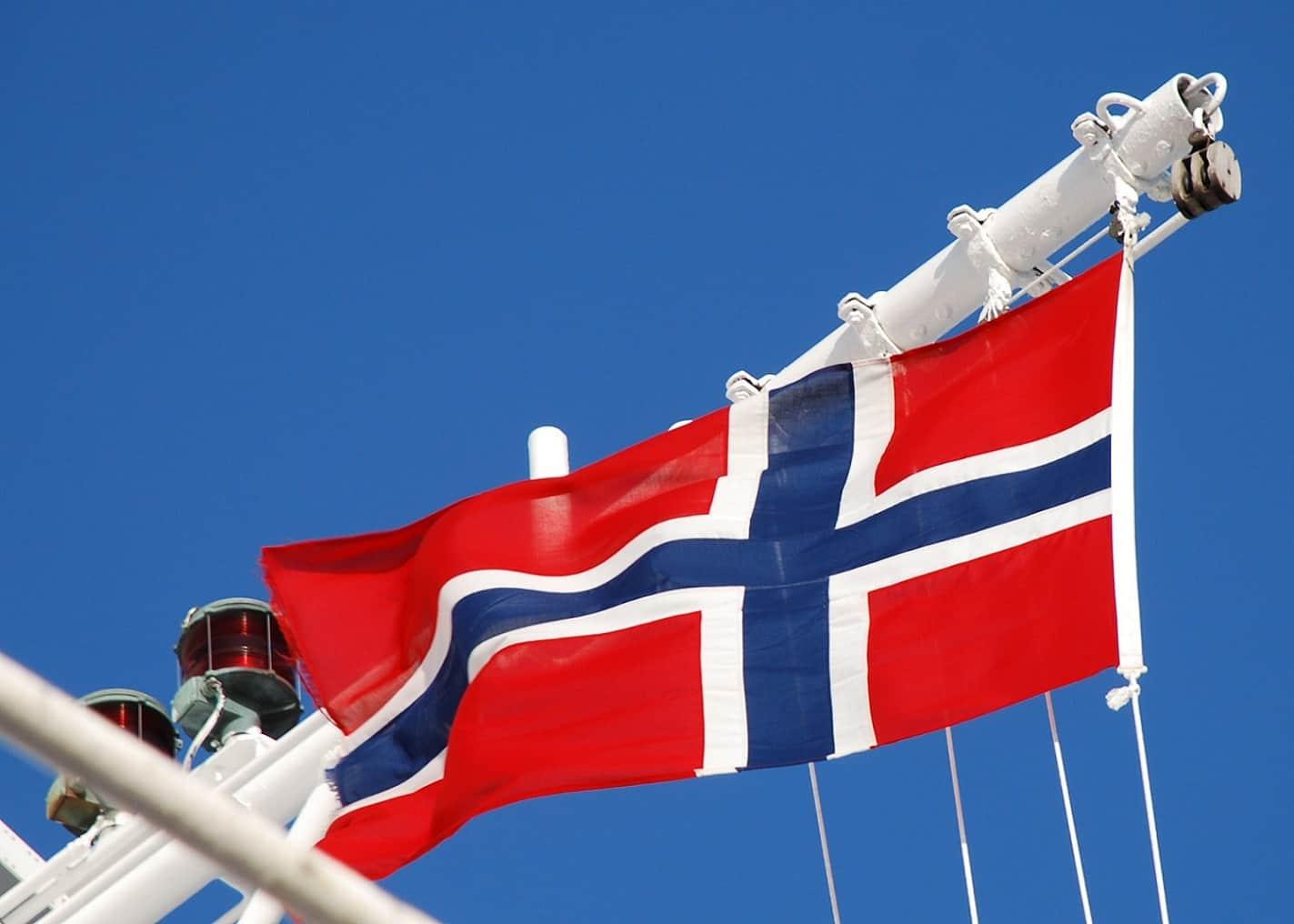 Norwegen-Flagge-Sebastian-Frie