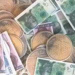 norwegisches Geld für Einkaufsspiele beim Wochenendseminar Norwegisch für die Reise an der VHS Münster
