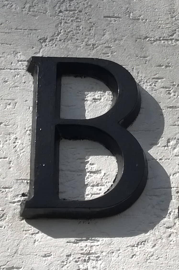 Wochen-Schreibtipp zum Kreativen Schreiben: B wie Balance, Boxen, Betriebsblindheit