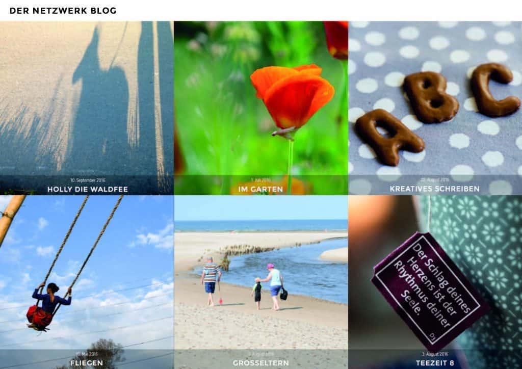 www.der-netzwerk-blog.de - unsere Postkarte