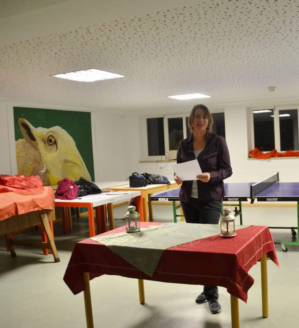 Petra Plaum Kreatives Schreiben mit Kindern und Jugendlichen Jugendherberge Donauwörth