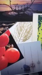 Postkarten als Anregung fürs Kreative Schreiben