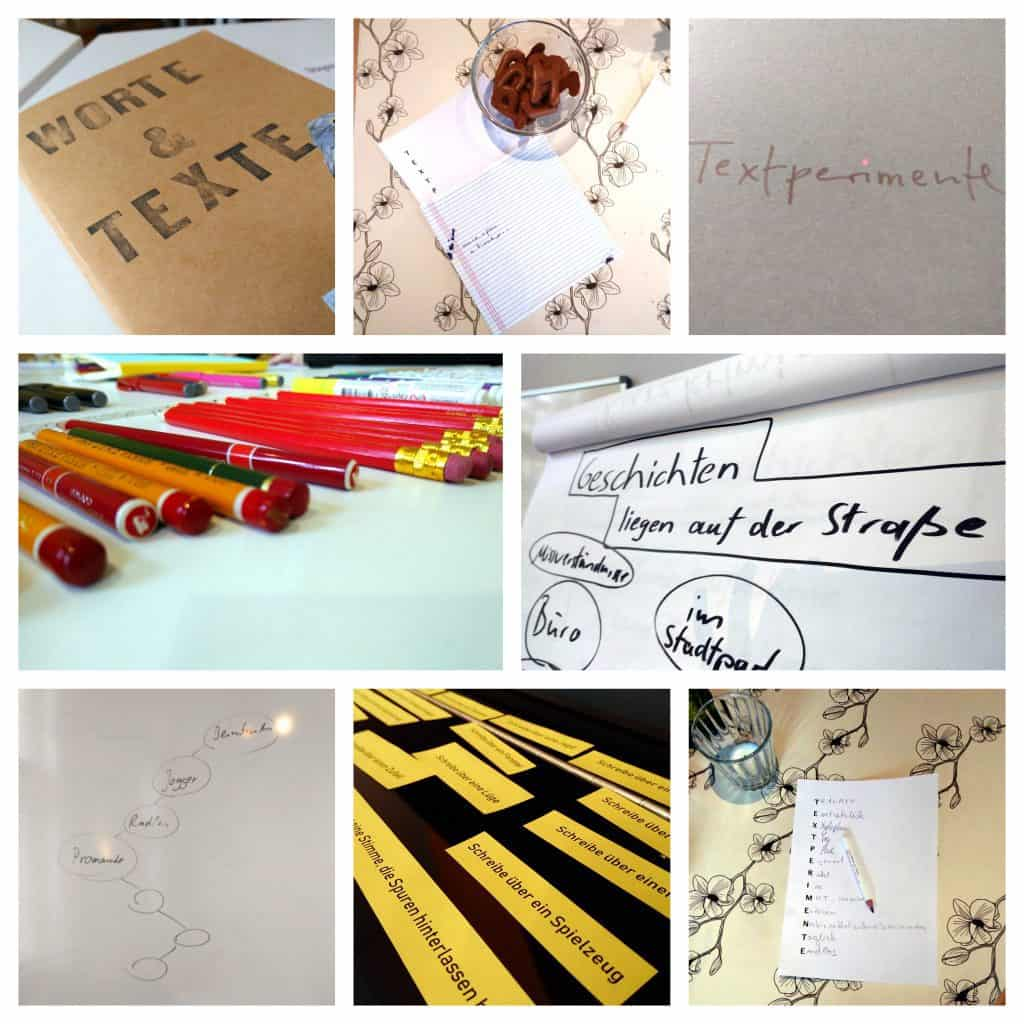 Textperimente-Workshopcollage-Kreativ-Haus-Münster