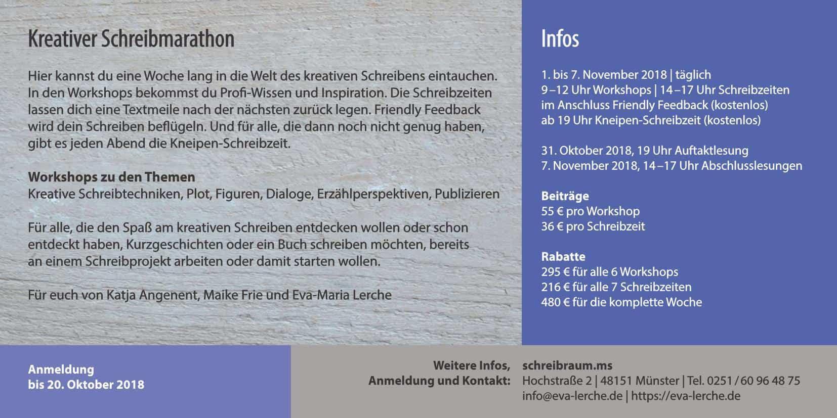 Flyer-Schreibmarathon-Schreibraum-Münster-November-2018-Rückseite