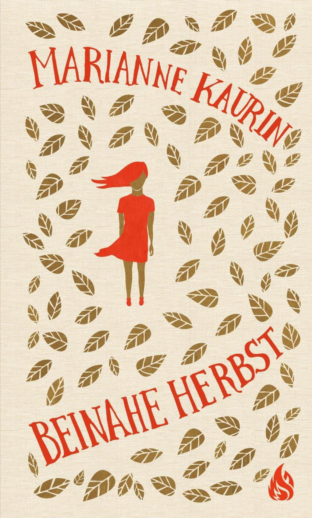 Titelbild des Jugendbuchs Beinahe Herbst aus dem Arctis Verlag von Marianne Kaurin