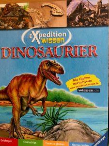 Gabi-Neumayer-Bücherauswahl-Dinosaurier-Wissen