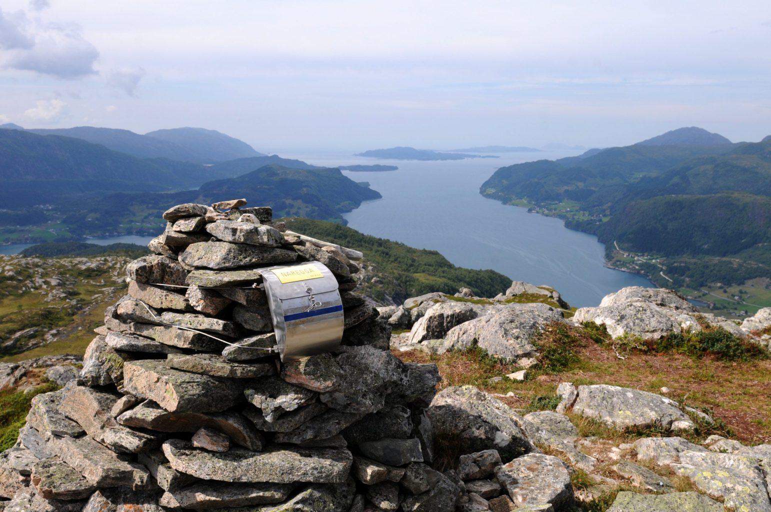 Bergbriefkasten-Norwegen