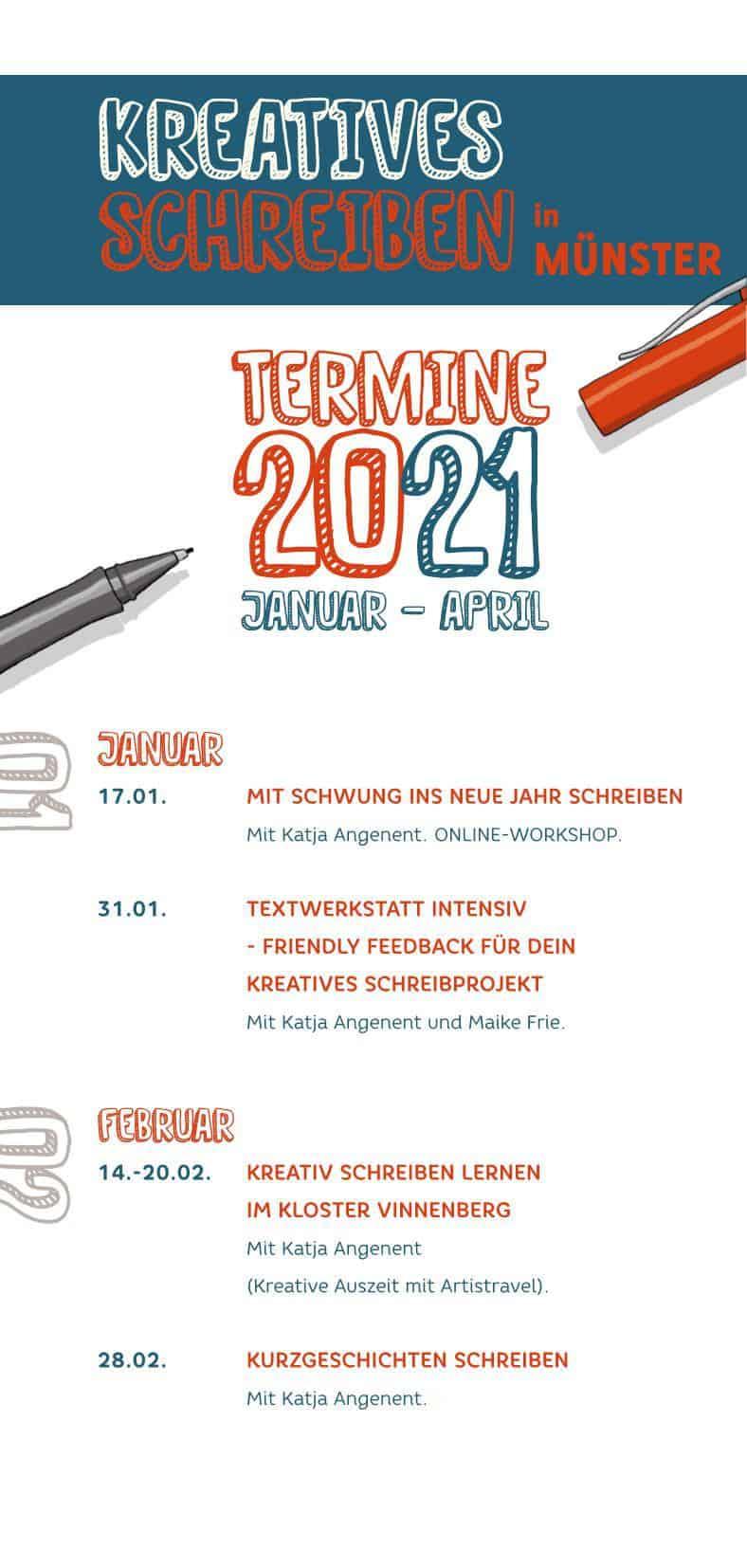 Termine-Kreatives-Schreiben-Münsters-Schreibwerkstatt-2021